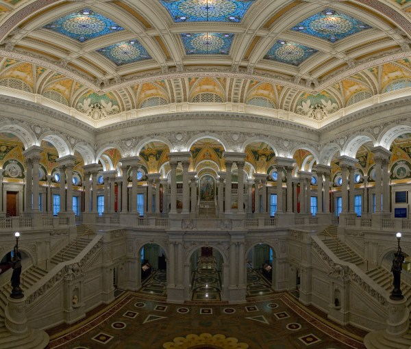 Library of Congress Jefferson Building