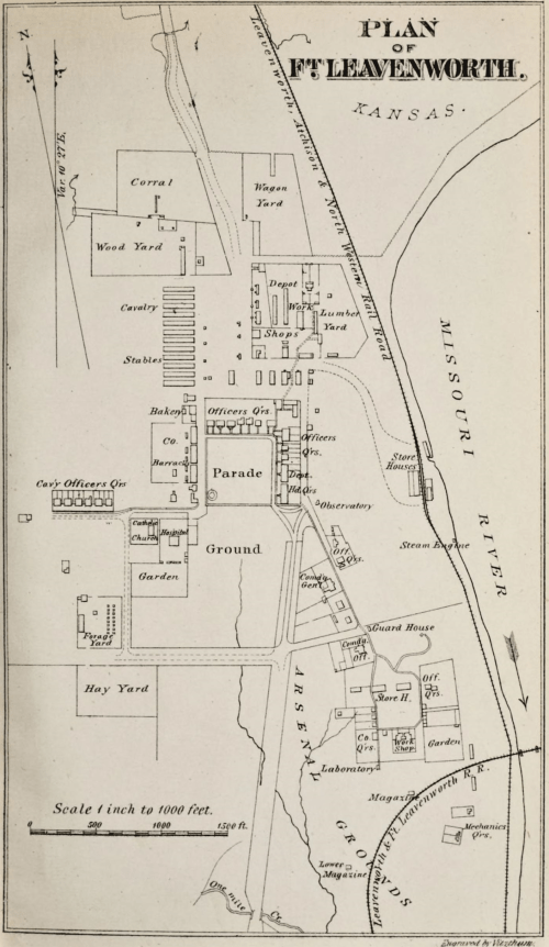 small resolution of file plan of fort leavenworth png