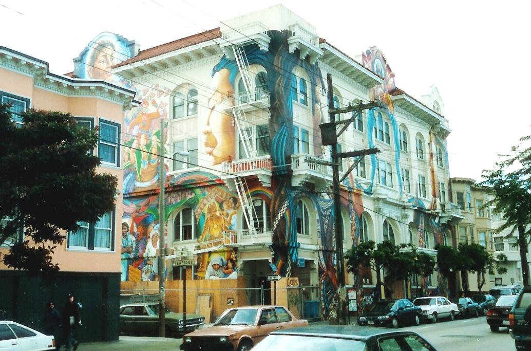 The Women's Building, San Francisco