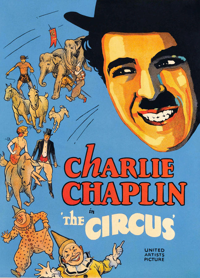 Le Cirque (film) : cirque, (film), File:The-circus-charlie-chaplin-1928-everett.jpg, Wikimedia, Commons