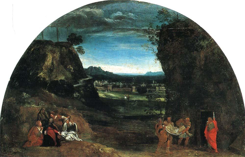 FileAnnibale Carracci Paesaggio con la Sepoltura di Cristo Doria Pamphiljjpg  Wikimedia Commons