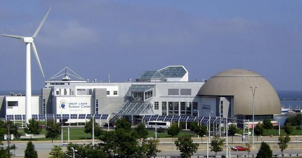 Great Lakes Science Center Cleveland