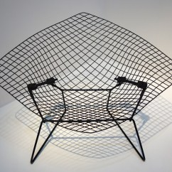 Bertoia Wire Chair Original Majestic Home Goods Bean Bag Review Diamond Wikipedia
