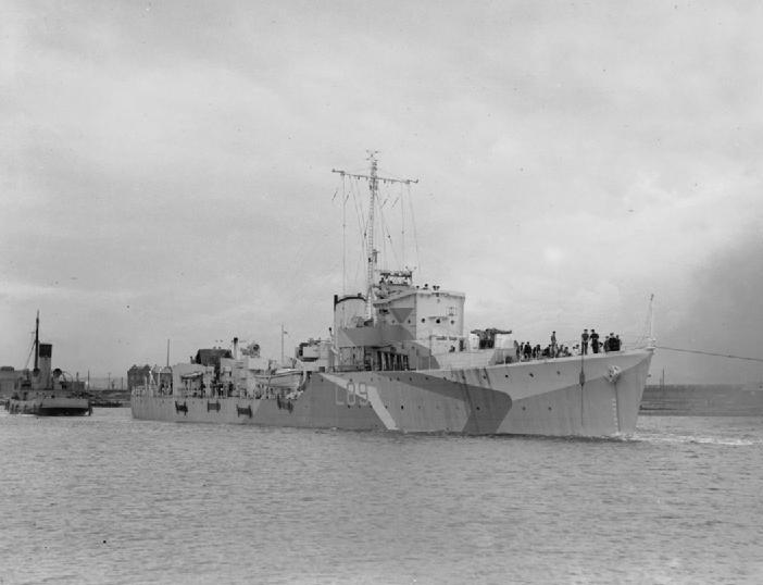 HMS Penylan L89  Wikipedia