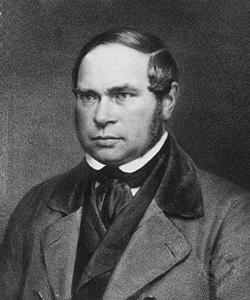 Karl Baedeker (1801-1859), German publisher of...
