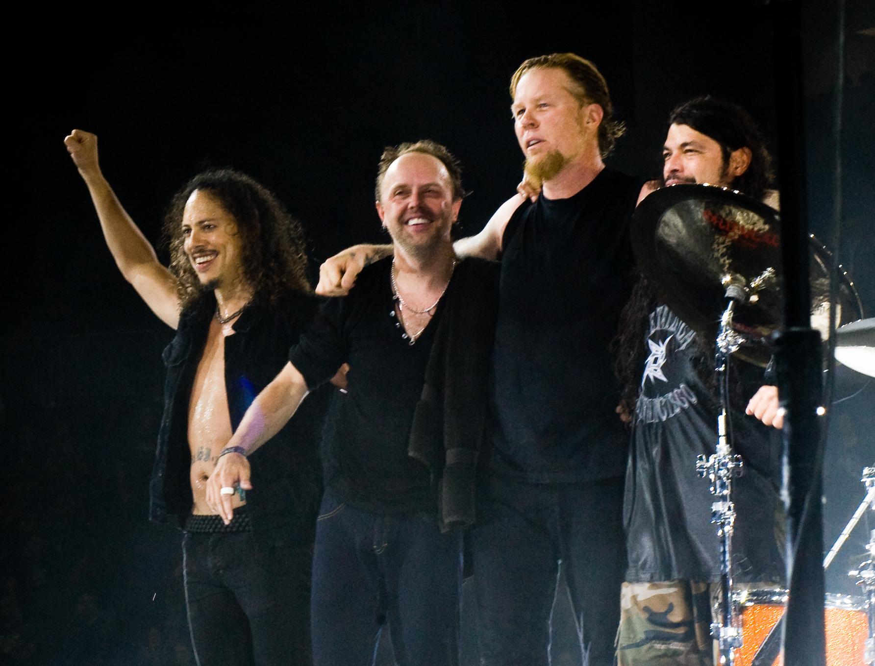 Metallica dona 250.000 euros para la construcción de un hospital pediátrico oncológico en Rumania