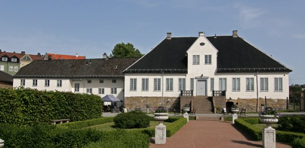 Oslo Ladegård. Here began the visit. Photo: Mahlum via Wikimedia Commons.