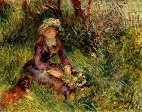 Famous Paintings by Renoir