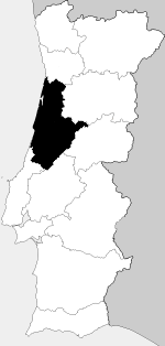 Former province of Beira Litoral