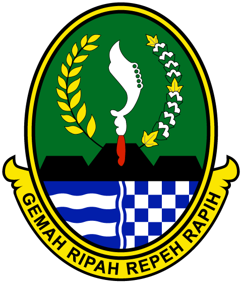 Coat of Arms of Indonesian province of West Java.