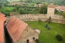 Calnic Fortress - DISKOteka Festival 2019 Timisoara private tour | Concerts in Romania