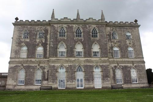 Parte del castello di Ward