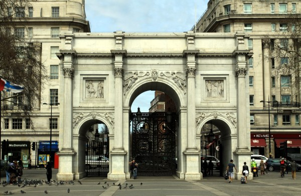 File Marble Arch In London Spring 2013 4 - Wikimedia Commons