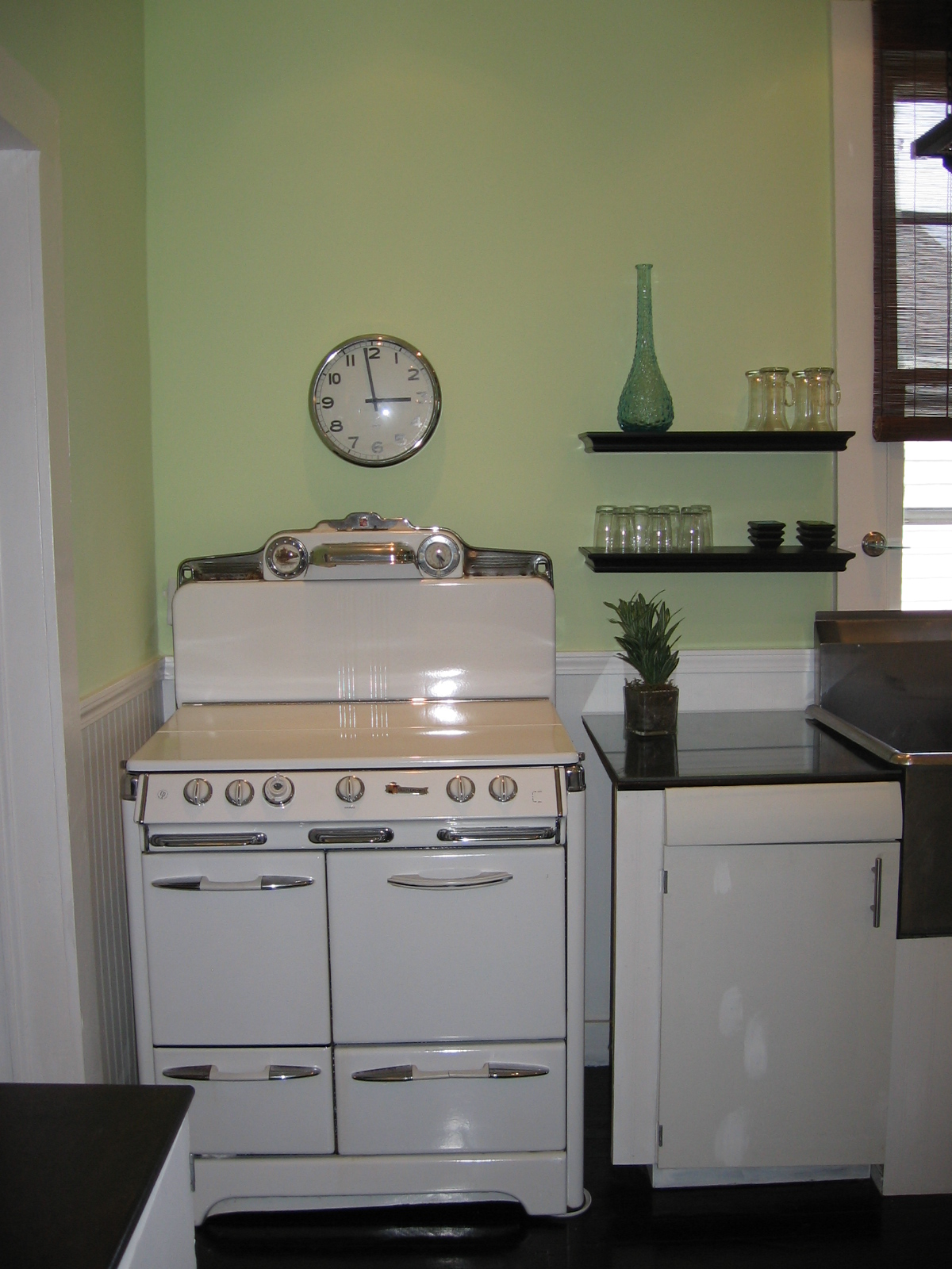 antique kitchen appliances tall trash can file new orleans after vintage stove jpg