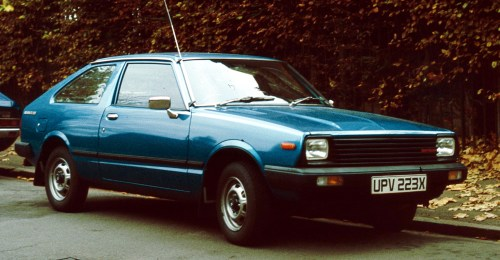small resolution of nissan cherry in autumn 1981 jpg