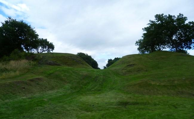 File Roman Vallum Of The Antonine Wall Scotland Jpg