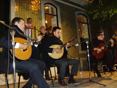 Verdes Anos fado group