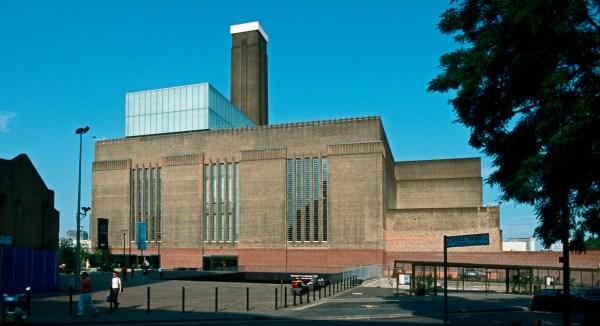 File Tate Modern London 2001
