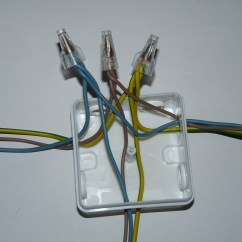 Electrical Junction Box Wiring Diagram A 3 Way Dimmer Switch Home