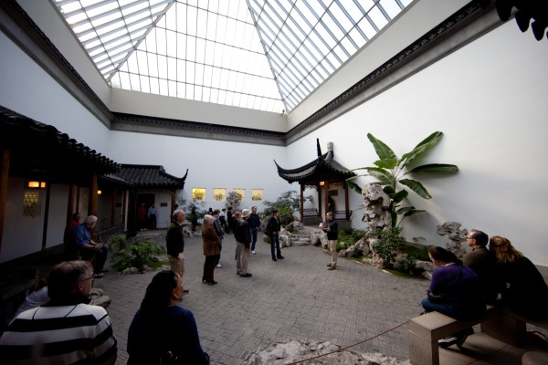 1000 Chinese Courtyard