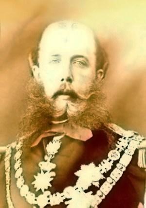 English: Emperor Maximilian I of Mexico, c.1865