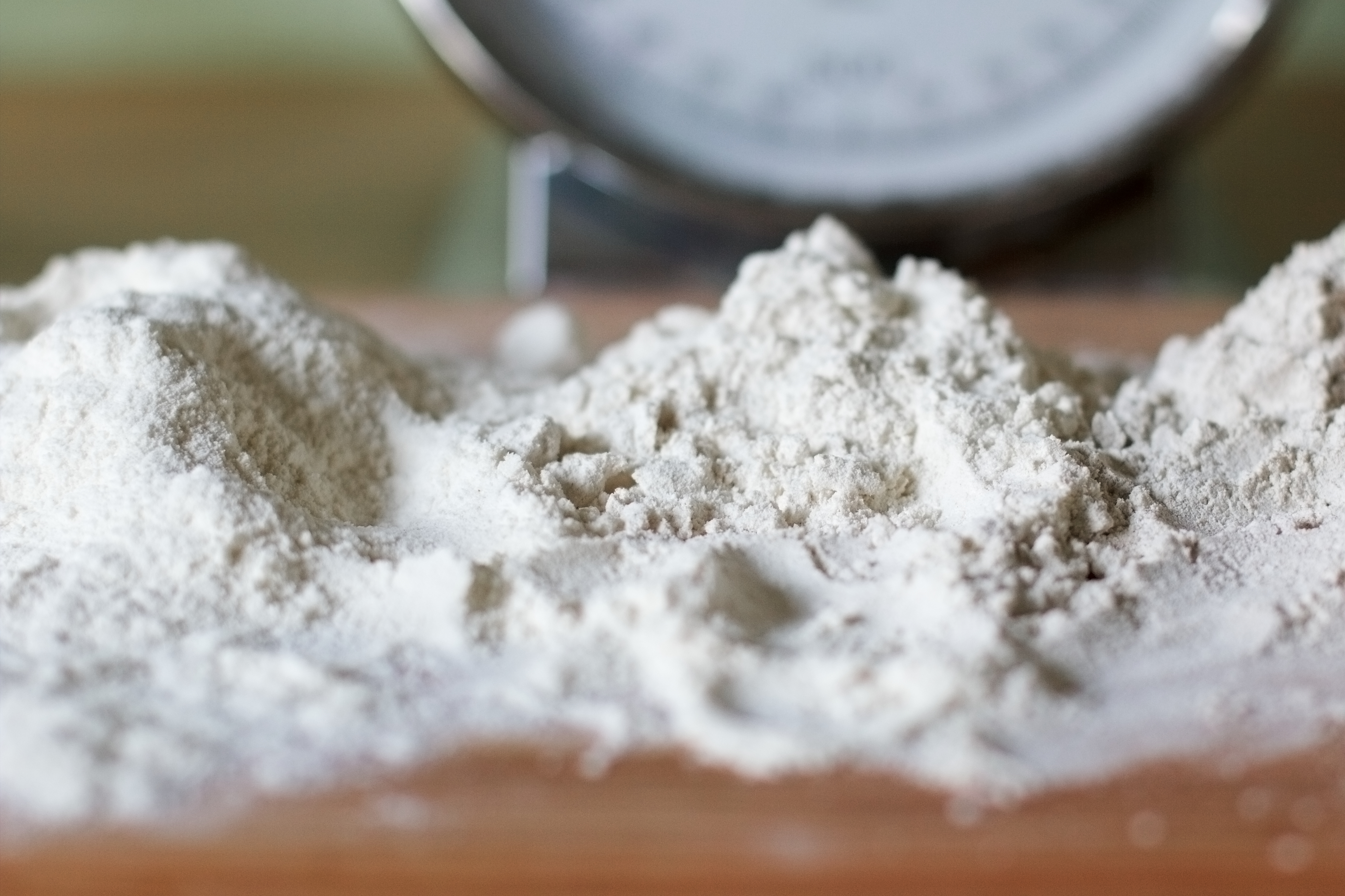 CINDY's Kitchen~~Meow Meow: 教學:各種麵粉的分別 Types of Flour for Baking