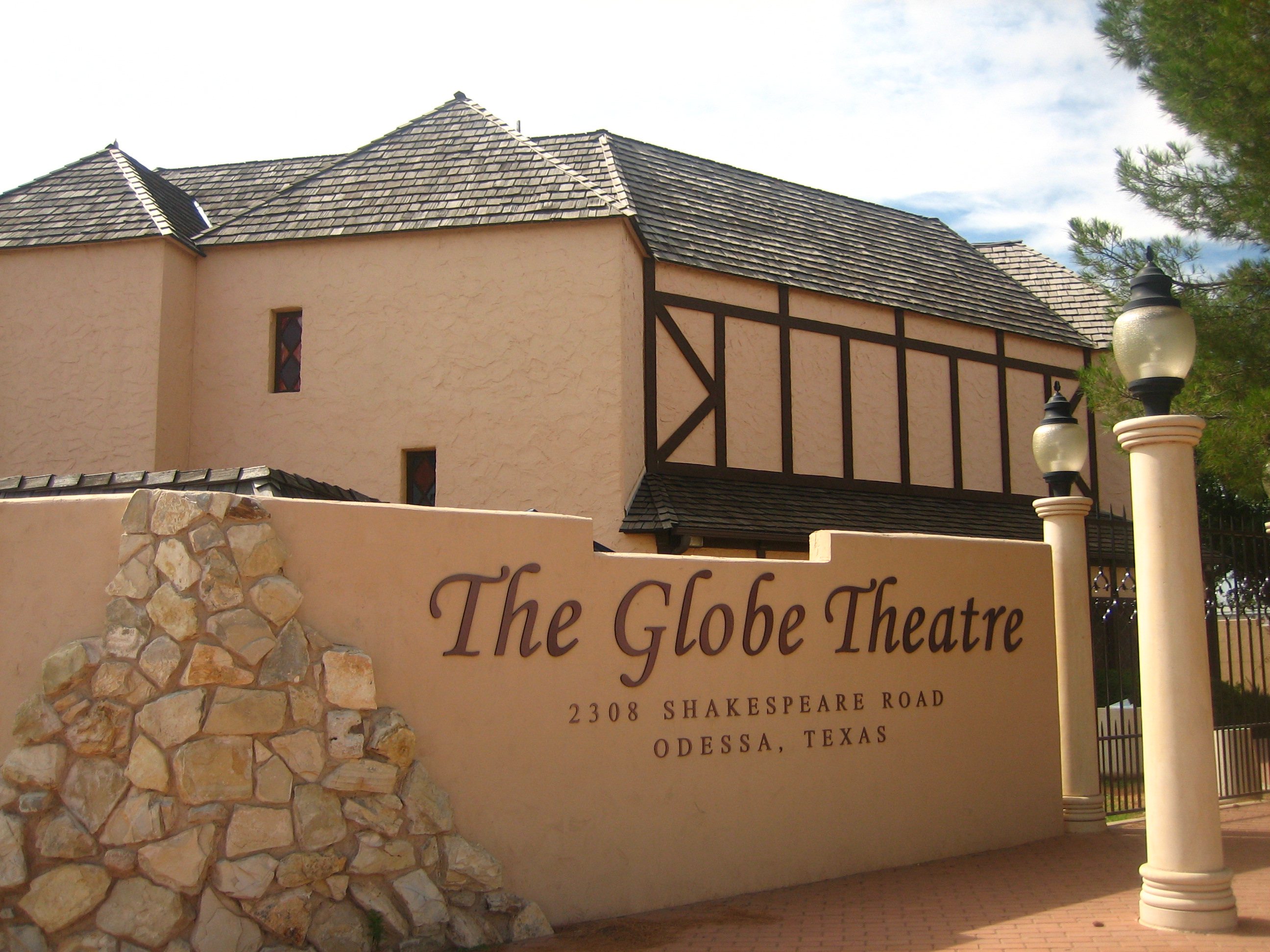Instructions On How To Build A Model Of The Globe Theater