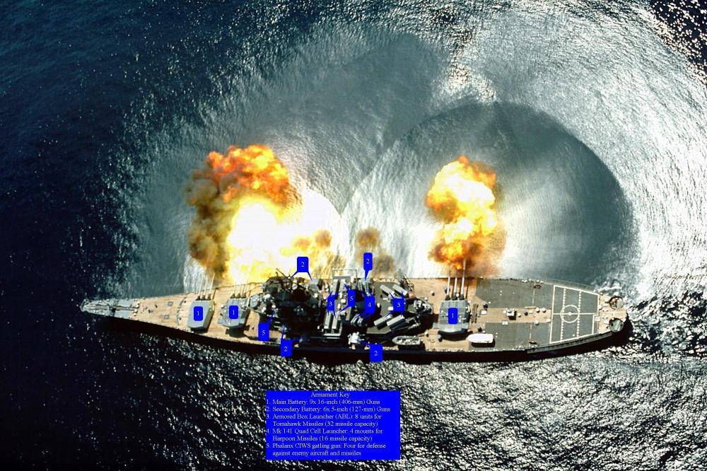 medium resolution of file iowa class battleship 1980s modernization schematic jpg