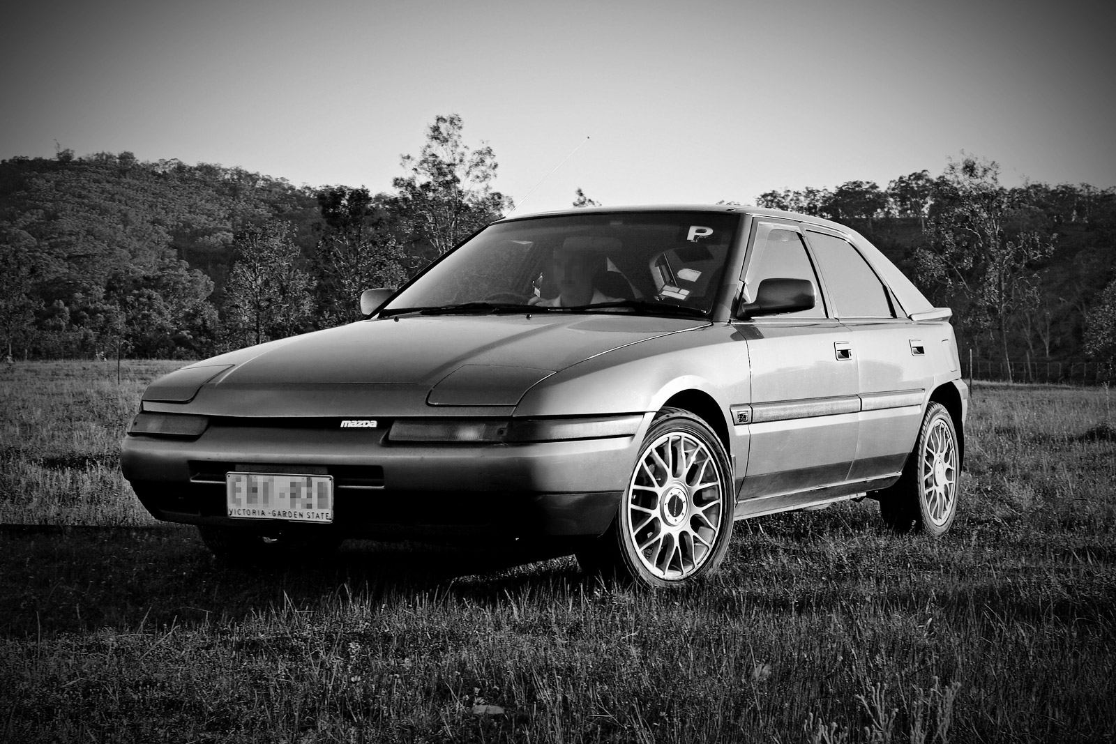 Mazda Astina 323 1990