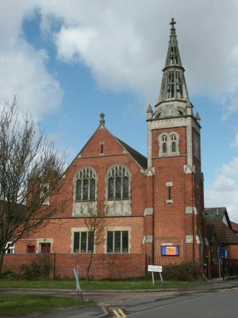Methodist Chapel, Headless Cross
