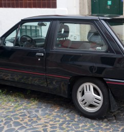 file opel corsa joy 1 4 3 door 1990 1993 facelift rear left jpg [ 5036 x 3028 Pixel ]