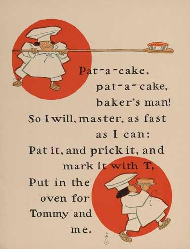 How To Play Pattycake : pattycake, Pat-a-cake,, Baker's, Wikipedia