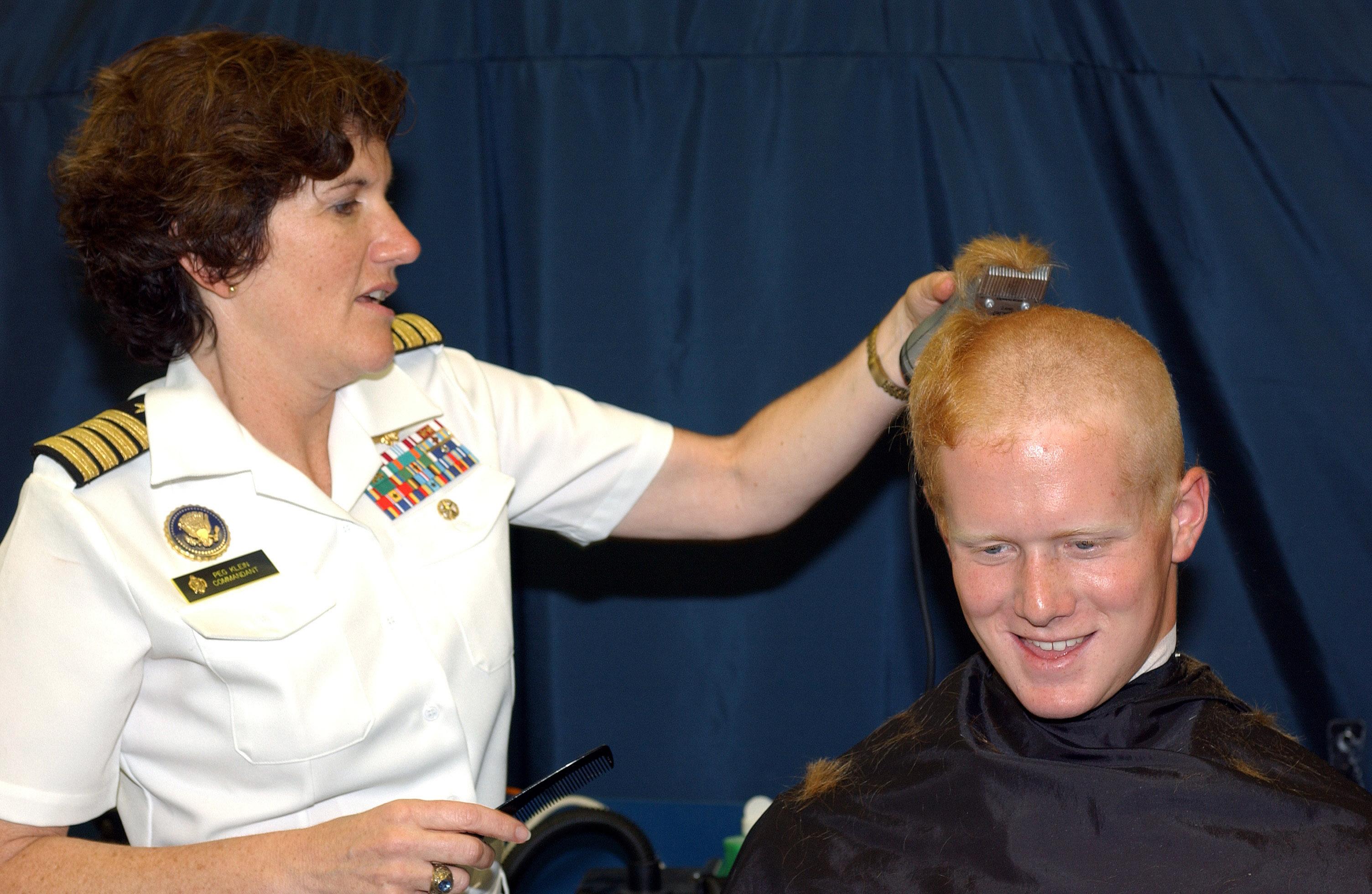 FileUS Navy 070627 N 1134L 002 Commandant Of Midshipmen