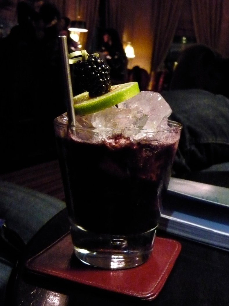 Blackberry Bramble - Cocktail Recipe