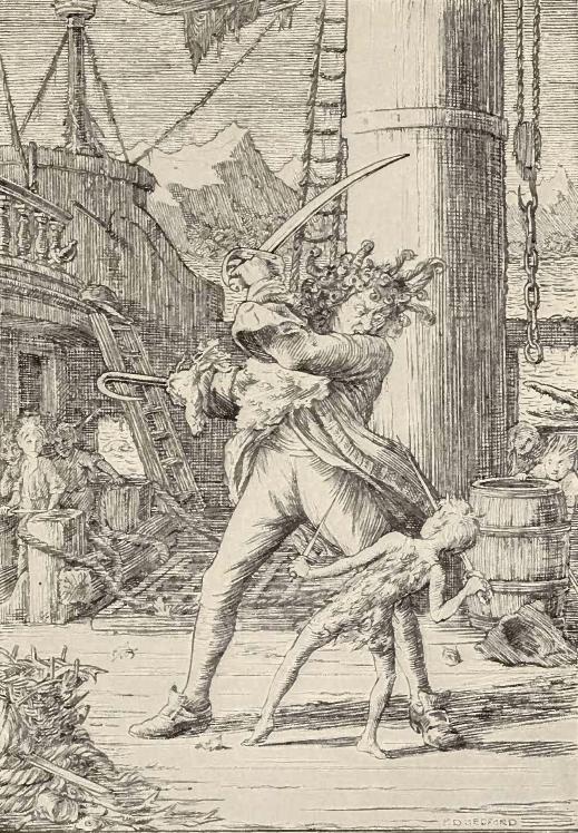 Capitan Uncino  Wikipedia