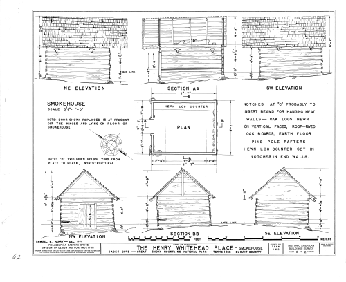 small resolution of file henry whitehead place smokehouse townsend blount county tn habs tenn 5 cadco v 1a sheet 2 of 2 png