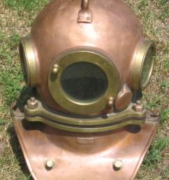 diving helmet [ 981 x 1371 Pixel ]