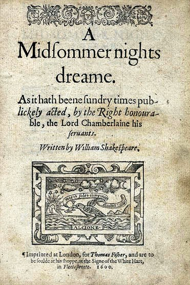 Shakespeare Songe D'une Nuit D'été : shakespeare, songe, d'une, d'été, Songe, D'une, D'été, Wikipédia
