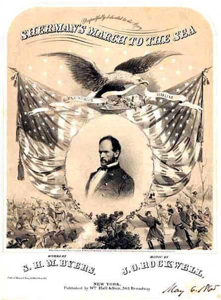 The Diary of Pvt. Orrin Brown: Marching Through Georgia and the Carolinas with General Sherman