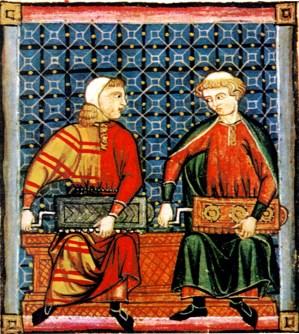 SINFONÍA Cantigas de St. María de Alfonso X