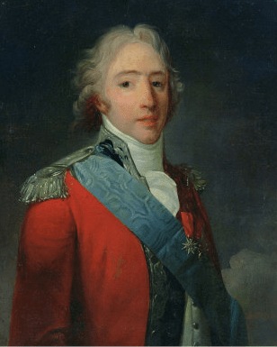 English: Charles X of France