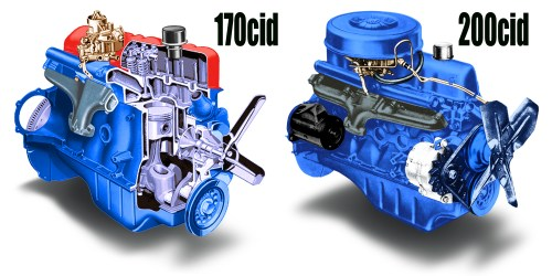 small resolution of ford 200 inline 6 diagram wiring diagram compilation ford 6 cylinder engine diagram