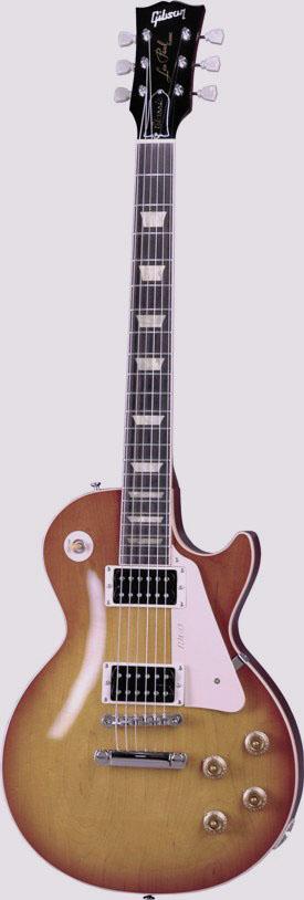 guitar Gibson Les Paul Classic