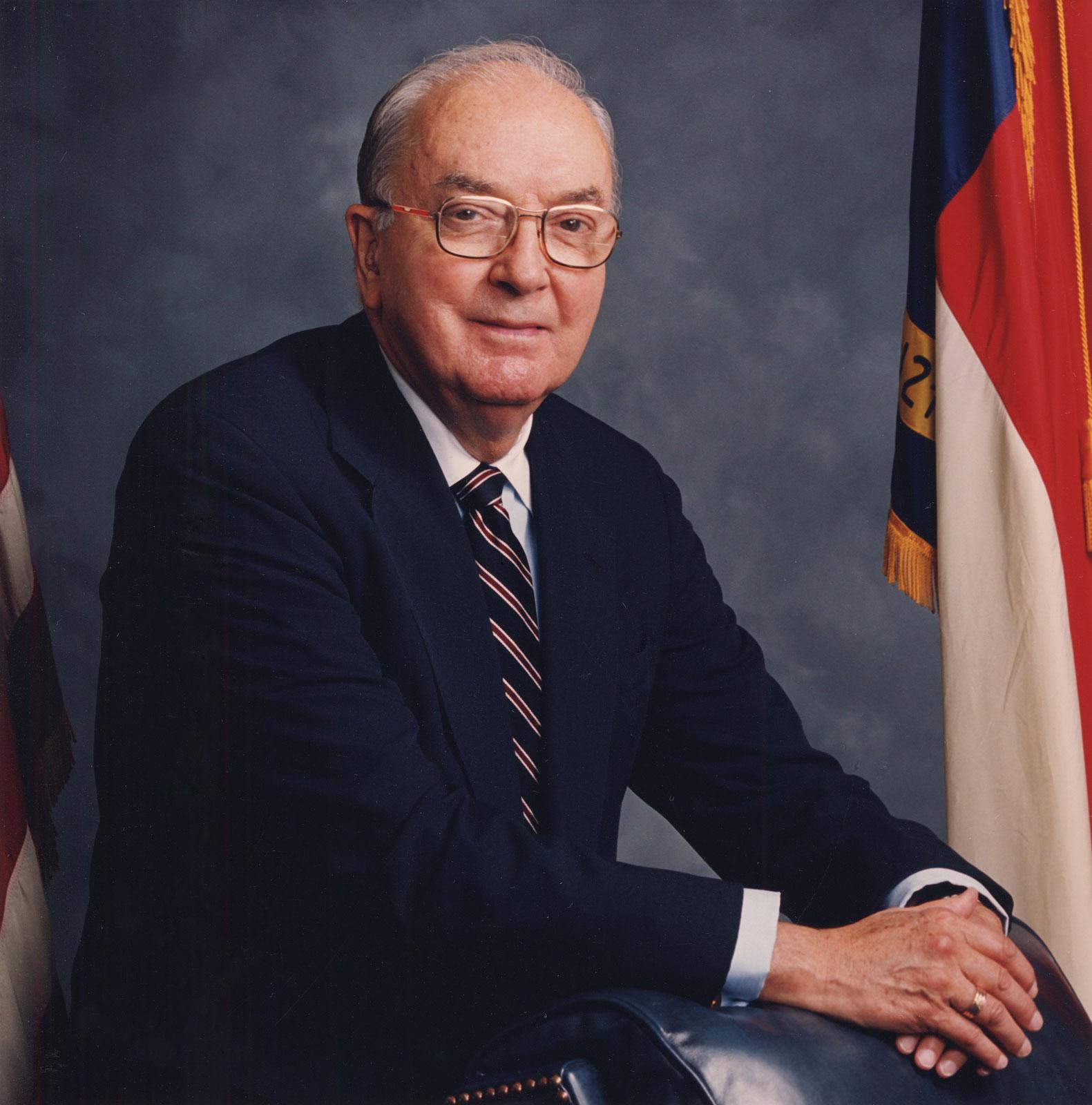 Jesse Helms, former NC Senator