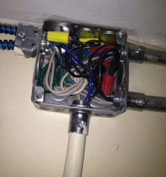 file junction box agr jpg wikimedia commons junction box switch moreover electrical wiring junction box [ 2448 x 3264 Pixel ]
