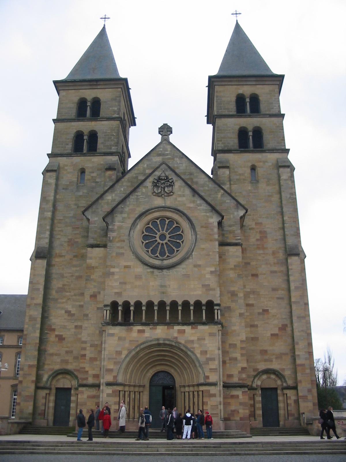 Abbey of Echternach  Wikipedia