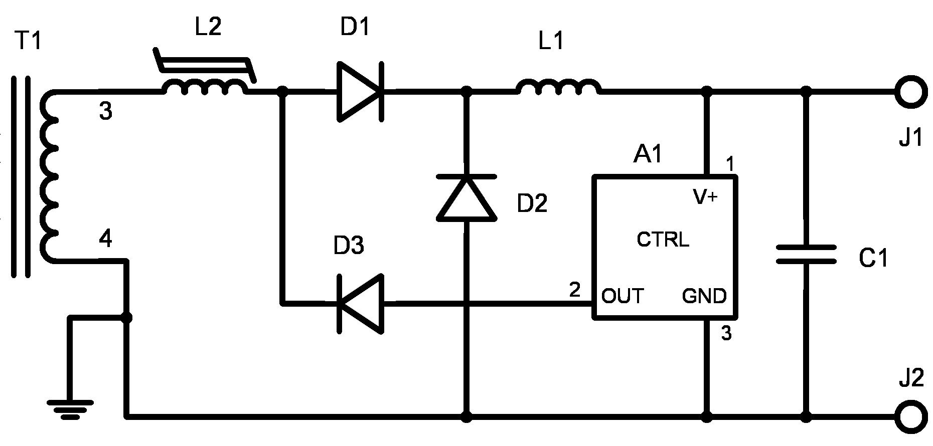 Tiedosto Magnetic Amplifier Regulator Wikipedia