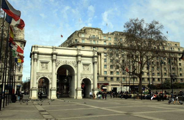 File Marble Arch In London Spring 2013 2 - Wikimedia Commons