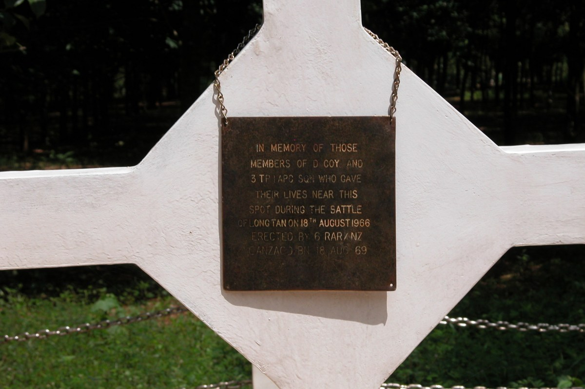 Image result for About The memorial Long Tan cross