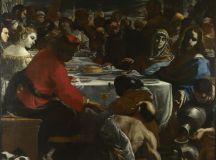 File:Preti, Mattia - Wedding at Cana - c. 1655.jpg ...